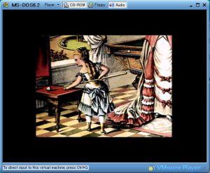 InterPlay Virtual Pool DOS Version History of Pool - 3