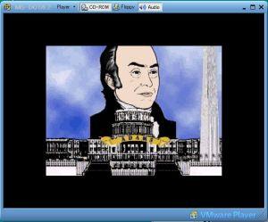 InterPlay Virtual Pool DOS Version History of Pool - 4