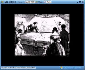 InterPlay Virtual Pool DOS Version History of Pool - 7