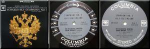 米Columbia Masterworks MS6349 Tchaikovsky Symphony No.7 Ormandy&Philadlephia