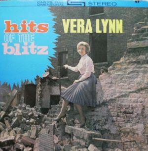加Capitol ST 6041 Hits of Blitz - Vera Lynn