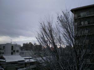 雪景色その1