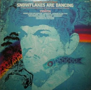 RCA Red Seal ARL1-0488 The Newest Sound of Debussy - SNOWFLAKES ARE DANCING Jacket 1