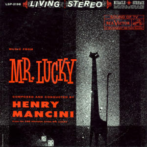 RCA Living Stereo LSP-2198 Music from Mr. Lucky