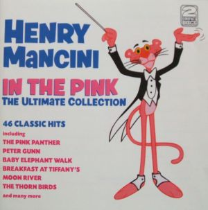 BMG Records RCA Victor 74321 24283 2 Henry Mancini int the Pink The ultimate Collection CD Booklet