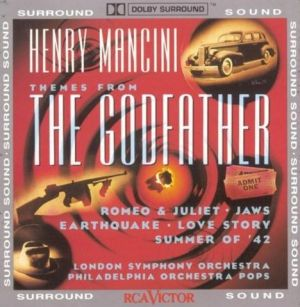 BMG Music RCA Victor 09026-61478-2 Henry Mancini Theme from The Godfather & Other Movie Themes