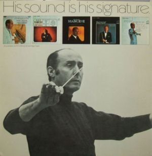 RCA Red Seal SPS-33-557 his sound is his signature Booklet