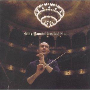 Mancini in Academy of Music, Philadlephia, BMG Entertainment RCA 07863 67979-2 Henry Mancini Greatest Hits
