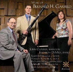 Music of Bernard H. Garfield(Azica Records)