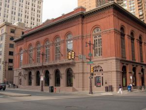 Academy of Music, Philadelphia (from wikipedia public Domain photo)