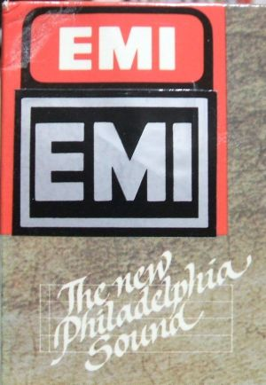 EMI ELECTROLA/HMV 1C 063-03 501 Jacket Sealed Logo