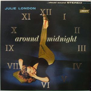 EMI/Pathé Marconi/Liberty - 1565551, Julie London - around midnight Jacket