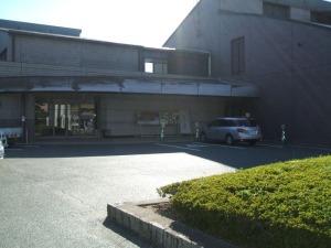豊川桜ヶ丘ミュージアム 入り口