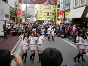 OS☆U 既に写真撮影会モードであった・・・正に「後の祭り」
