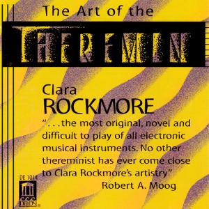 The Art of Thermin - DELOS DE1014 CD