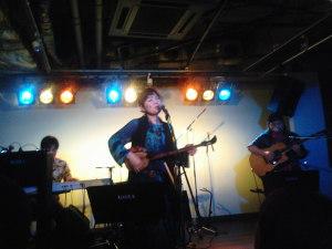しゃかり ライブ at A-KOZA 2010.12.2