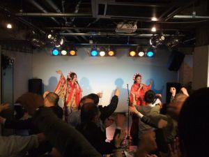 ティンクティンク at A-KOZA 2011年2月2日