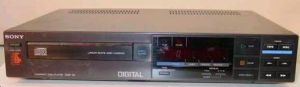 SONY CD-PLAYER CDP-30