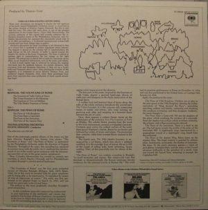 Columbia Masterworks The Fabulous Philadelphia Sound Series M30829 Notes