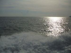 篠島の海は美しい・・・