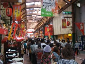 大須商店街、この行列は?