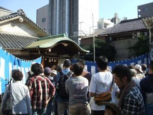 大須 浅間神社前