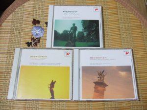 ソニークラシカルの1000円盤 上:5番と6番、下左:3番、下右:9番