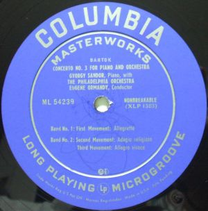 Columbia ML4239 Blue Label