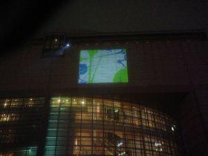 愛知県芸文 夜の風景・・・2