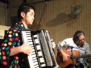 田ノ岡三郎ツアー at 名古屋CafeDufi 2011年12月1日(木)