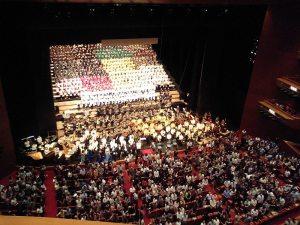 2012年7月15日(日) 名古屋マーラー音楽祭 交響曲第8番演奏会1日目