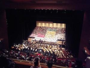 2012年7月16日(月) 名古屋マーラー音楽祭 交響曲第8番 2日目