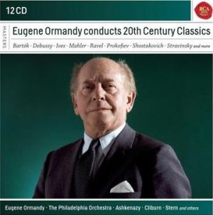Sony Classical88725417202 Eugene Ormandy conducts 20th Century Classics