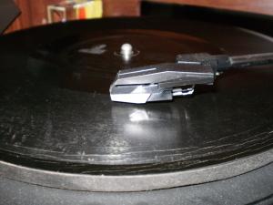 cracks of EDISON Diamond Disc