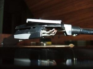 音聴箱 GP-17 で Edison Diamond Disc 再生