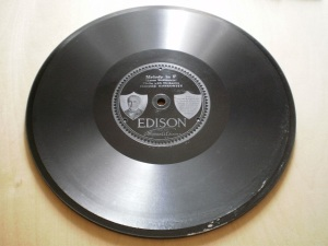 Edison Diamond Disc No.80181
