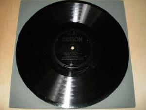 Edison Diamond Disc No.80355-L