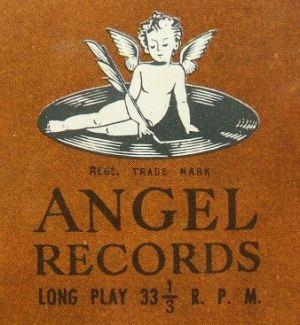 東芝音楽工業 Recording Angel