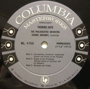 Columbia Masterworks ML4700 6eyes Label