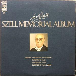 CBSソニー SONS 30136-7 Szell Memorial Album モーツァルト交響曲集