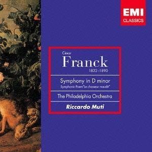 Universal Music EMI Classics TOCE-16362 ムーティ&フィラデルフィアのフランク