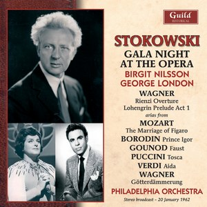 Guild GHCD2410 Leopold Stokowski - Gala Night at the Opera, 1962