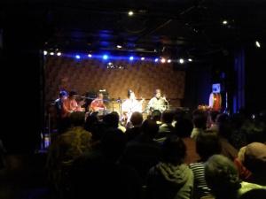 2015年11月15日 大城節子Live @今池 TOKUZO