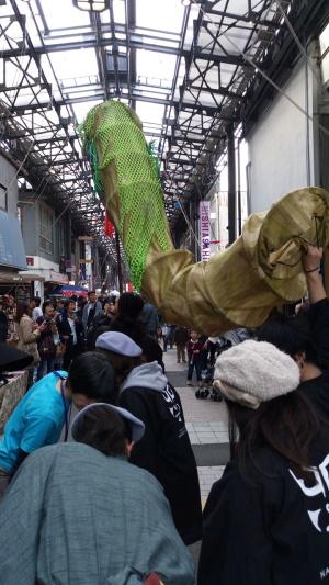 2016年11月13日(日)円頓寺秋のパリ祭2016